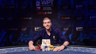 August Sieger World Poker Tour National King's Manig Loeser (GER)