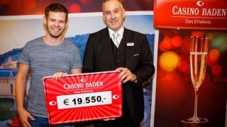 CAPT Baden Main Event Sieger Stefan Jedlicka (AUT)