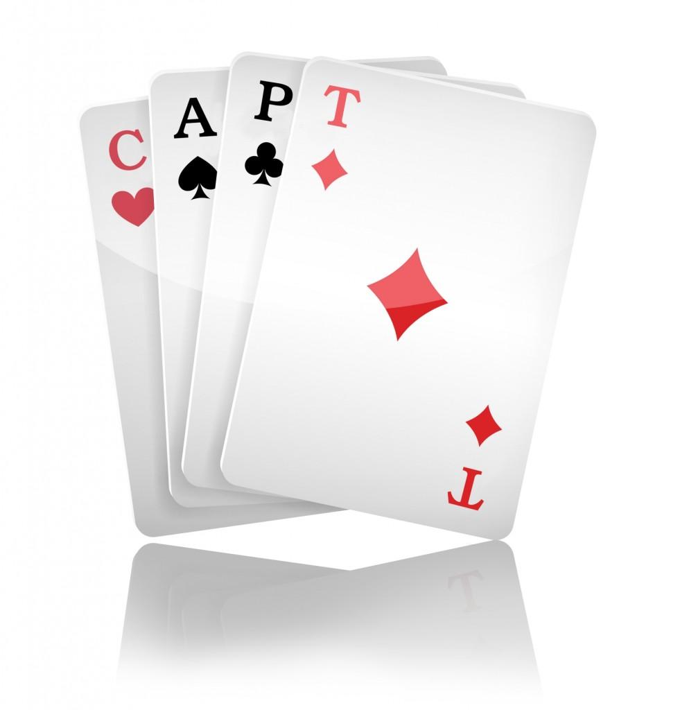CAPT_ Logo weiß