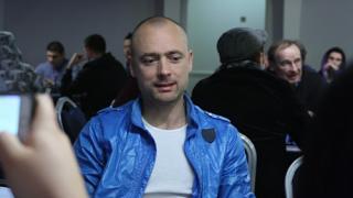 Chipleader Marek Holer (CZE)