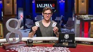 Fedor Holz gewinnt das WPT Alpha8 Las Vegas Event
