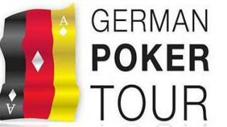 German Poker Tour Logo