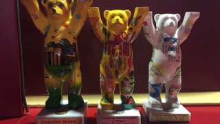 Die Pokale der Deutschen Pokermeisterschaft 2015