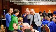 Lennart, Jens und Jan-Peter