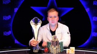 September Sieger PokerStars.net King's Cup Turbo Festival Jindrich Springl (CZE)