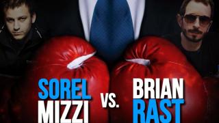 Sorel Mizzi vs.Brian Rast