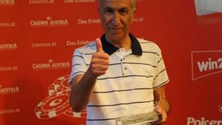 Stud Poker Europameister Morad Qushqar (AFG)