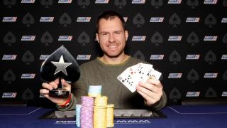 Winner Event #7 €5.300 8-Game Daniel Cates (USA)