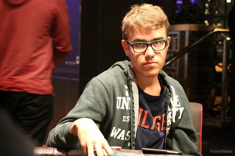 Christopher Frank Poker