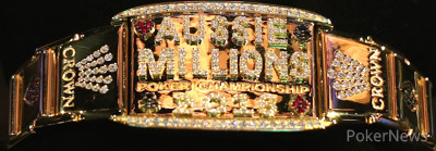 Das Main Event Bracelet 2016