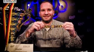 Deutscher Bracelet Meister 2015 Rico Köhn