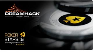 Dreamhack PokerStars Logo