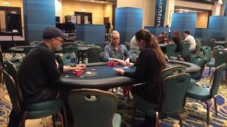 Katja Thater wieder am Pokertisch