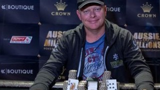 Kevin Blackwood, Sieger von Event 1