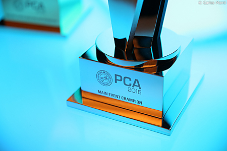 PCA Main Event Trophy 2016