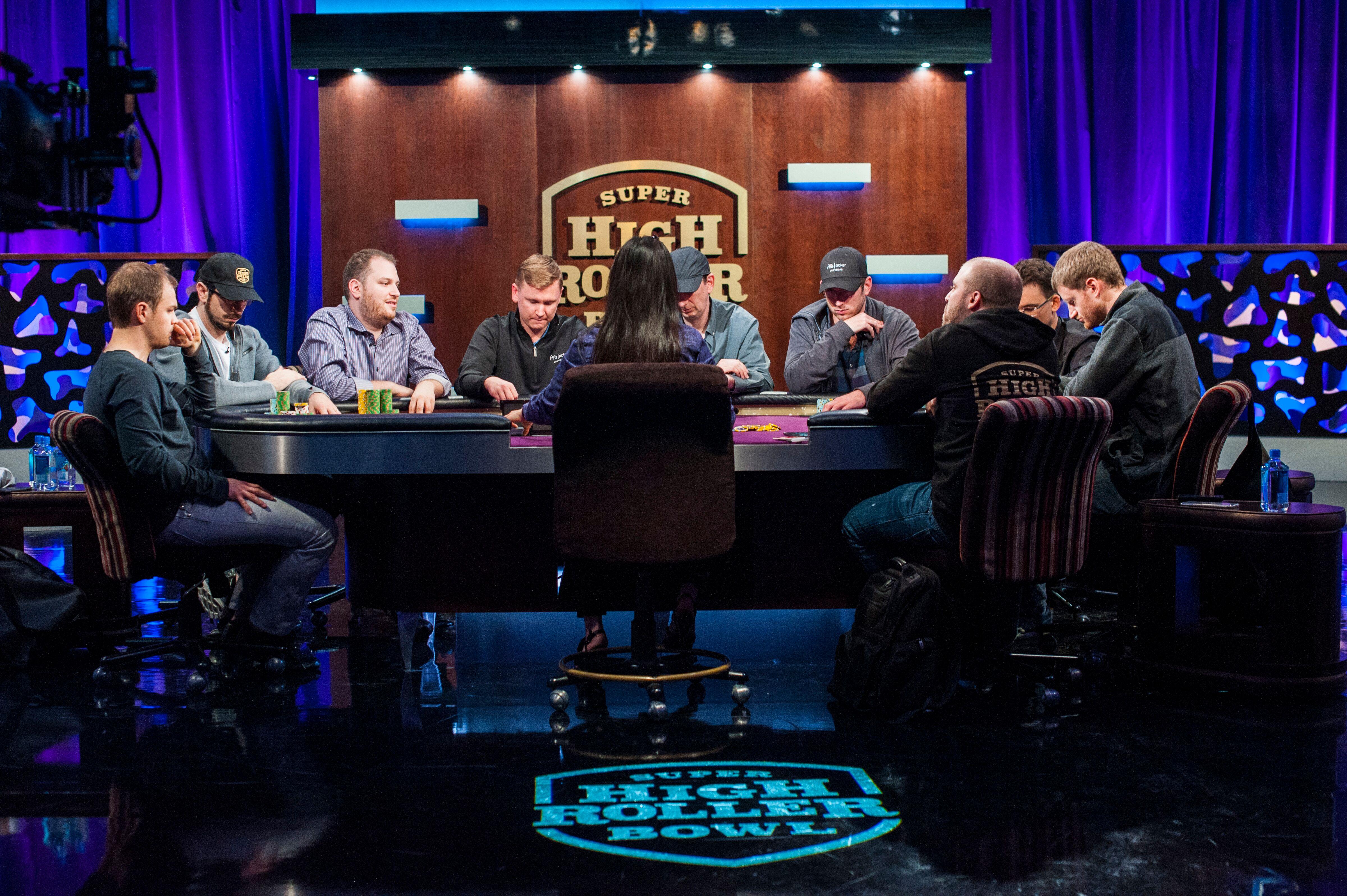 Poker Night in America 2017 When celebrities play poker ...