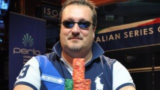 Chipleader Stefano Bertoldi (ITA)