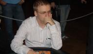 Chipleader Thomas Pohnke (GER)