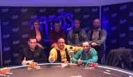 Die Gewinner der German Masters of Poker