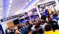 EPT Dublin Turniersaal