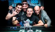 Eliot Hirn gewinnt das 888live Event Innsbruck