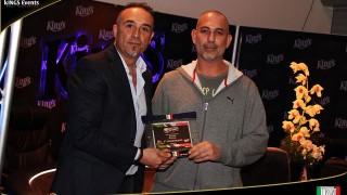 Fabio Cuomo (ITA) gewinnt das PLO Side Event