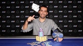 Joao Vieira (POR) gewinnt das €5.000 THNL