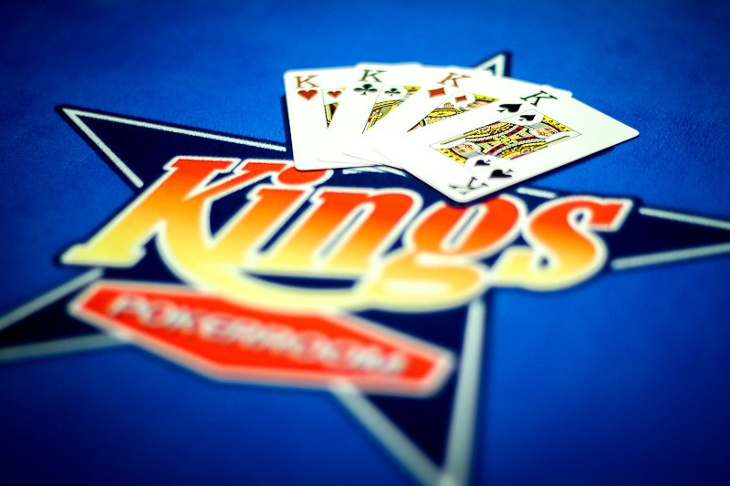 kings casino poker