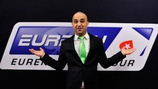 King's Pokermanager Tarkan Karadas freut sich auf die Eureka Poker Tour