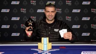 Peyman Lüth gewinnt das Event #35