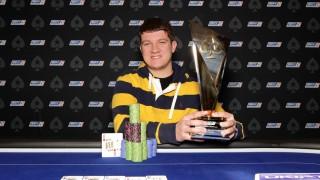 Samuel Panzica (USA) gewinnt das EPT Dublin 10k High Roller Event