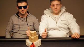 Die Sieger des King's Hold'em Championship
