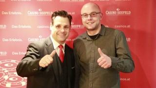 Christopher Sandig gewinnt das Turbo Deepstack Event