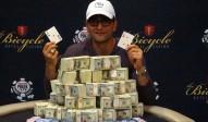Antonio Esfandiari (USA) gewinnt den WSOPC LA Main Event