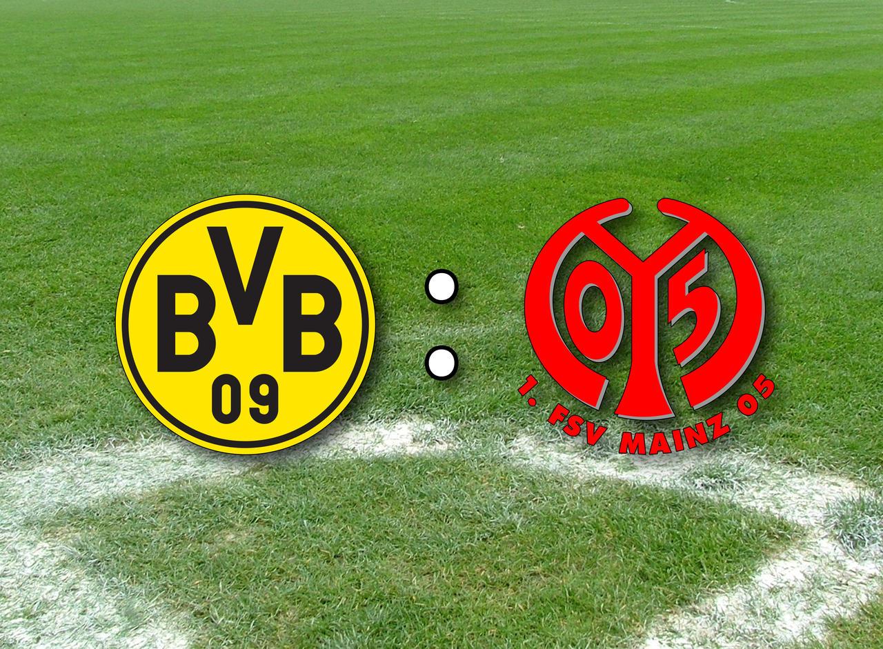 Bvb Gegen Mainz 2017