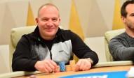 Chipleader Aleksandar Tomovic (SER)