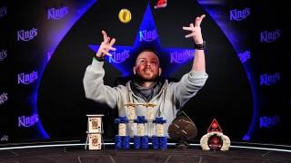 Christian Voss gewinnt das €220 Eureka Bounty Event
