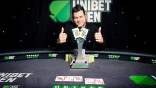 David Shallow gewinnt die Unibet Open