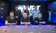 Die Finalisten des WPT Wien Main Event
