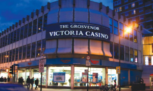 """The Vic"" in London"