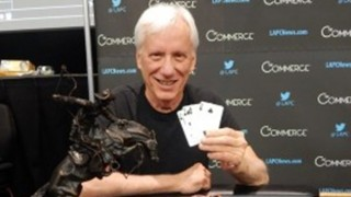 Siegerfoto mit James Woods