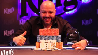 """Jules"" gewinnt die European Masters of Pot Limit Omaha"
