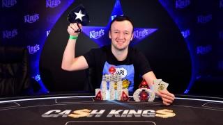Krzysztof Jaguscik (POL) gewinnt das King's Local Hold'em Championship