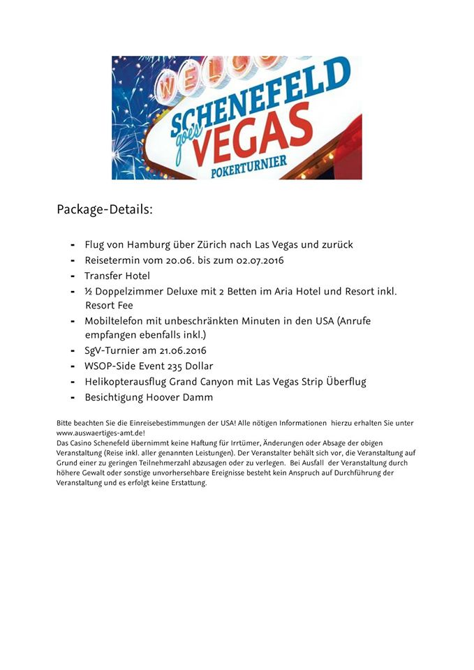 Las Vegas Package