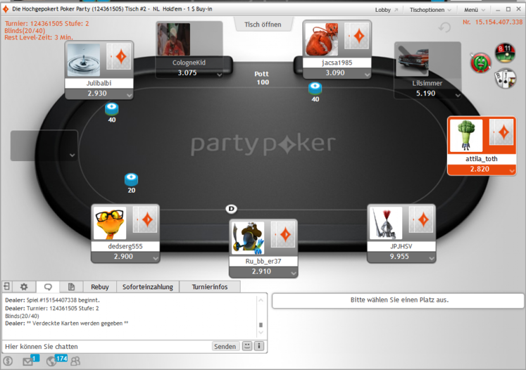 online poker turnier strategie