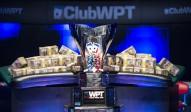 WPT Trophy und Geld