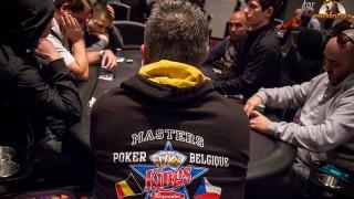 Poker Belgique Masters Festival