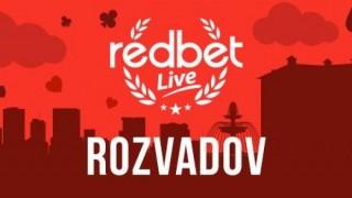 Banner Redbet Live Rozvadov