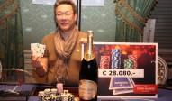 Beijan Yu ist der CAPT Salzburg Champion