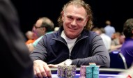 Chipleader nach Tag 1a Andrey Andreev (RUS)
